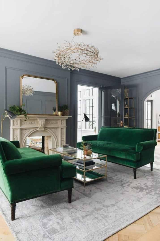 Stunning Grey Living Room