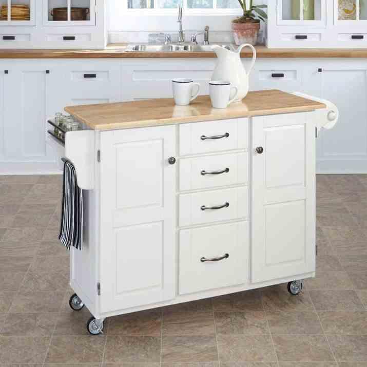 Pure Kitchen Island Cart