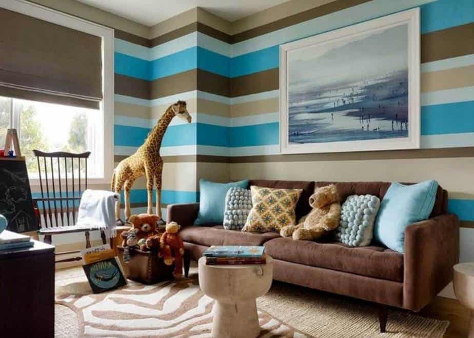 10 Blue And Brown Living Room Ideas 2021 The Cool Pairing