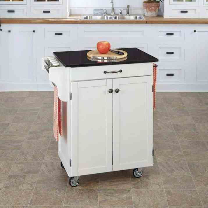 Simple Kitchen Island Cart