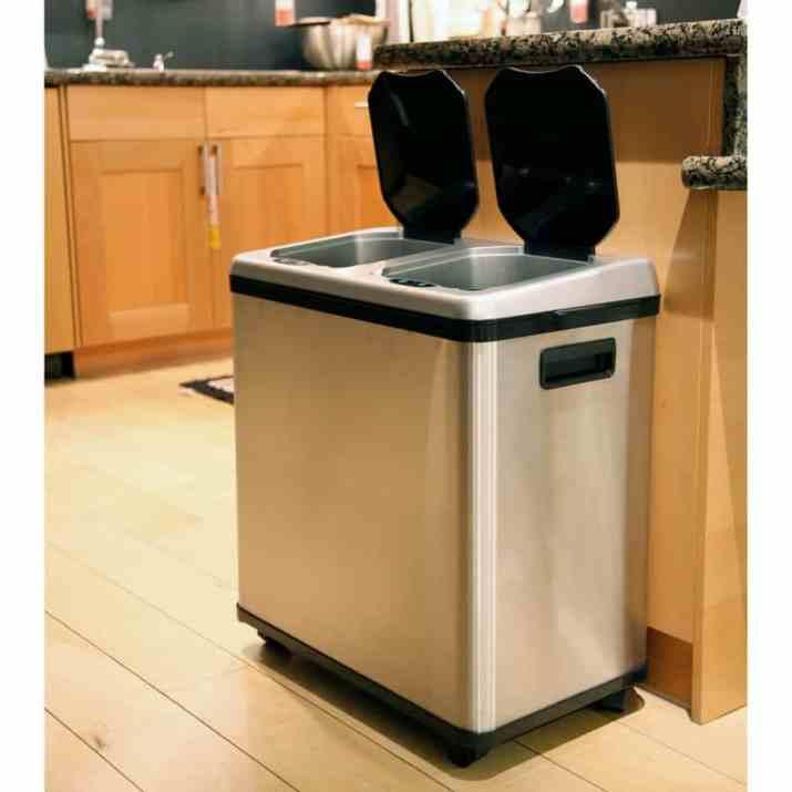 Advanced Kitchen Trash Can