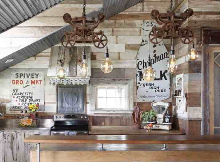 Awesome Rustic Farmhouse Cabinet to Hide Your Stuff