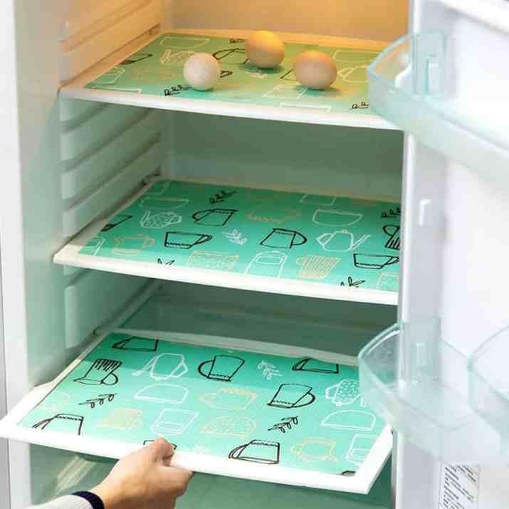 Cool Kitchen Shelf Liner