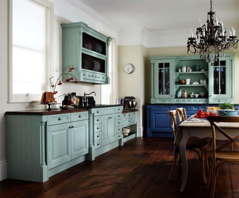 Royal Kitchen Chandelier