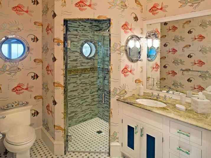 Modified Mermaid Bathroom
