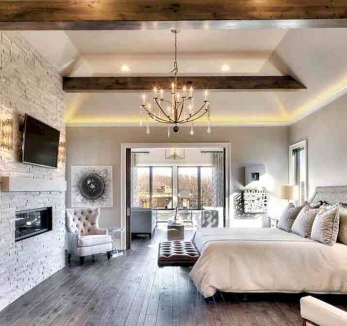 Graceful Large Bedroom