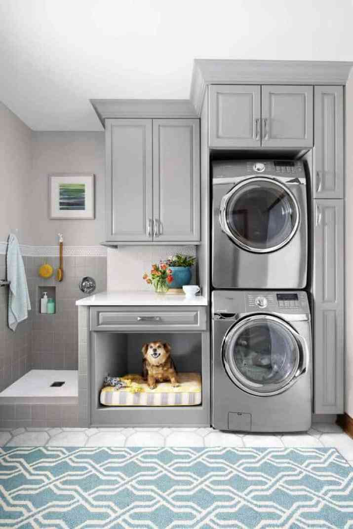 Appealing Laundry Room