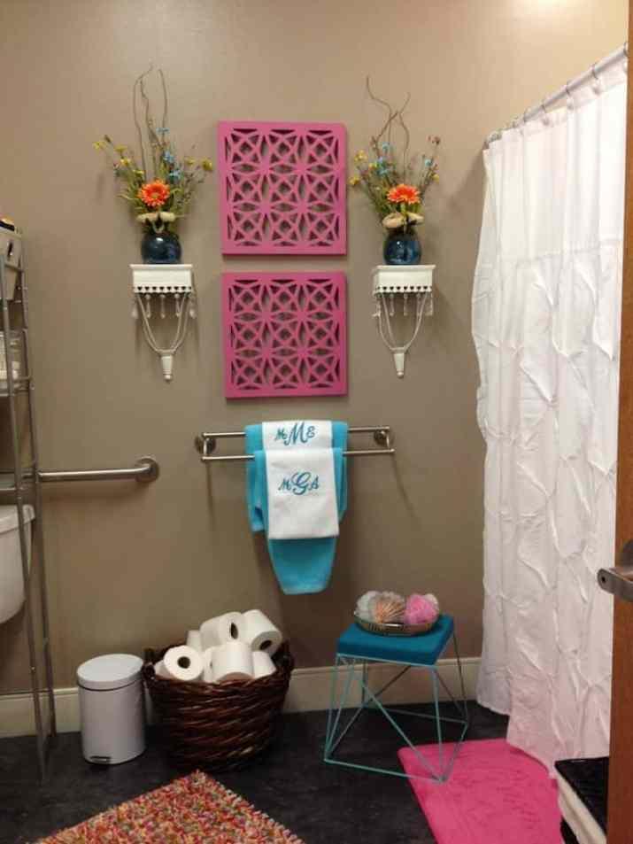 10 Bathroom Wall Decor Ideas 2021 Plain No More