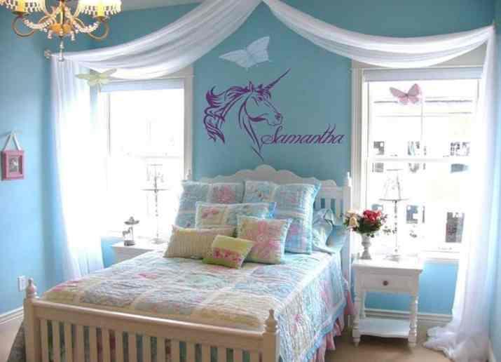 Beautiful Princess Bedroom