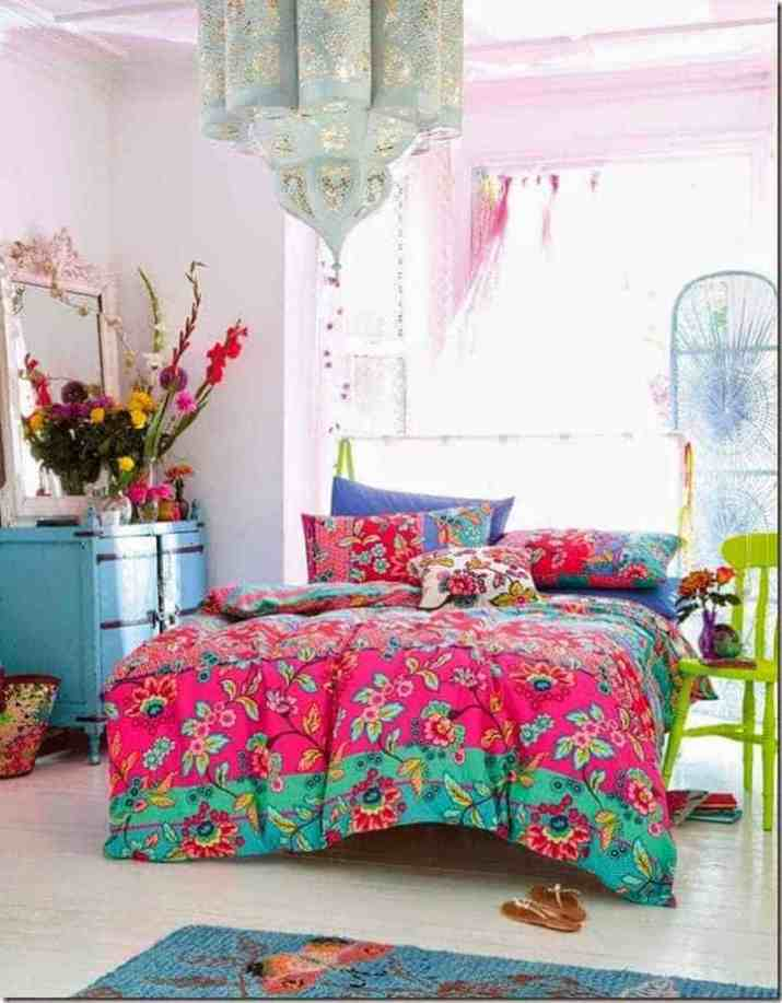 Fabulous Colorful Bedroom