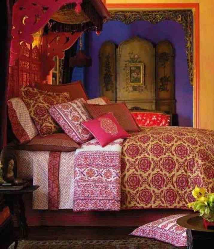 Classic Hippie Bedroom