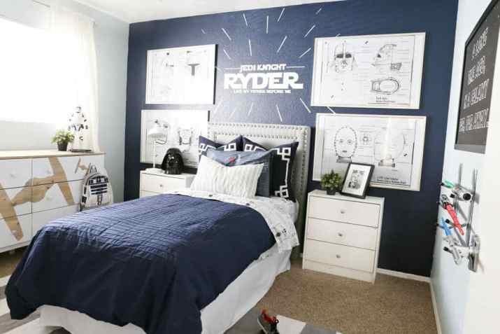 Cool Star Wars Bedroom