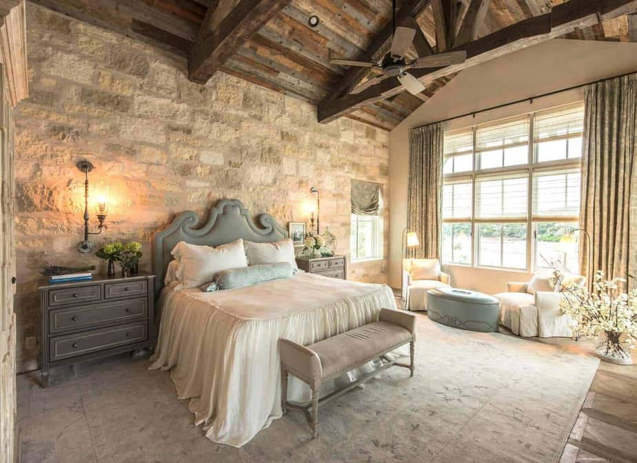 Vintage Large Bedroom