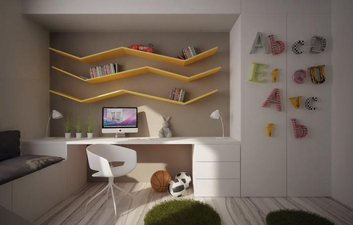 Cute Study Room