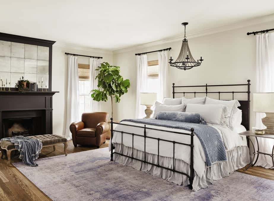 Alluring French Country Bedroom