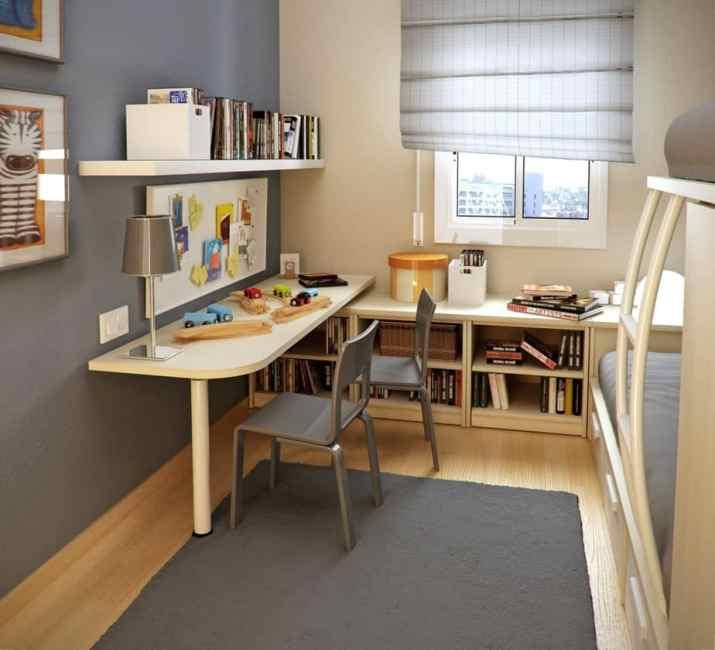 Easy Study Room