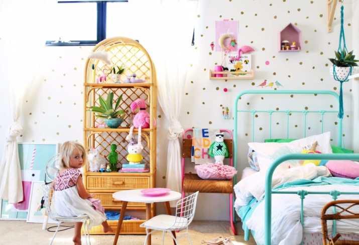 Fantastic Colorful Bedroom