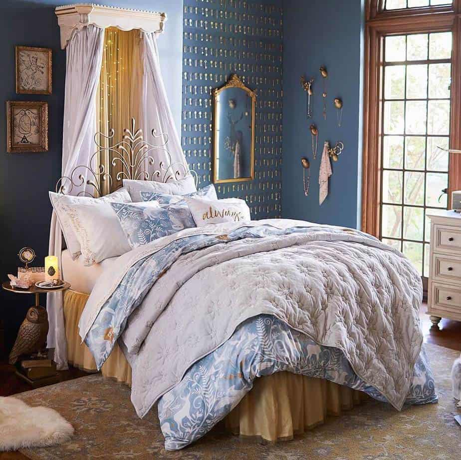 Magical Woman Bedroom