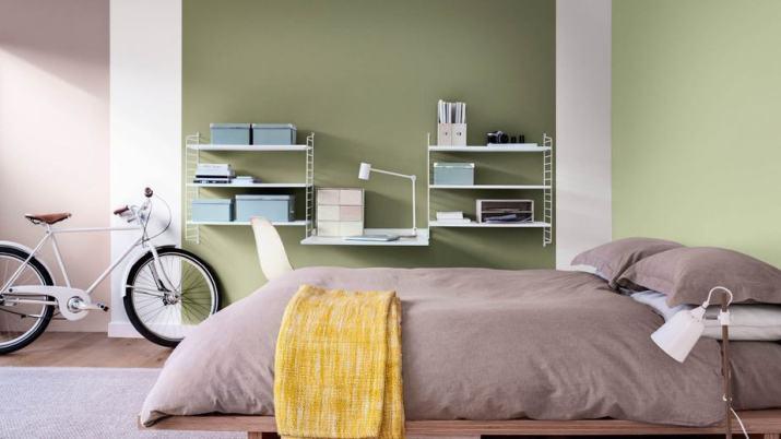 Casual Relaxing Bedroom