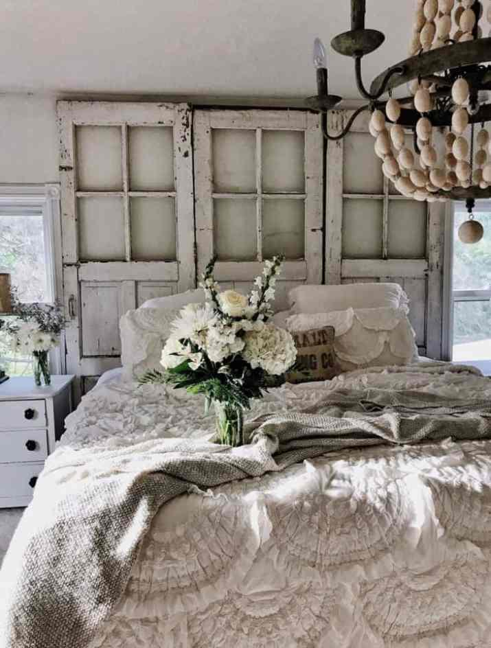 Shabby Chic DIY Bedroom