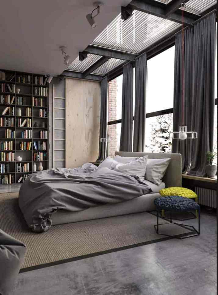 Clever Large Bedroom