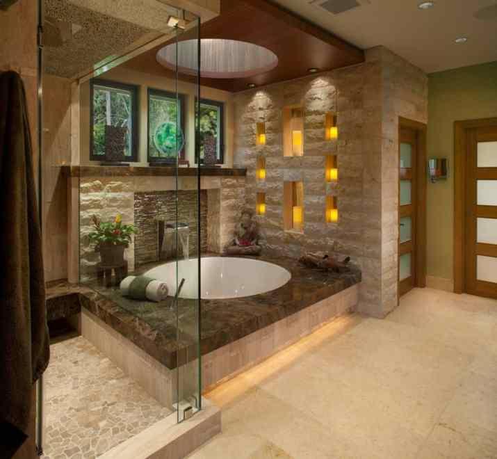 Wonderful Zen Bathroom