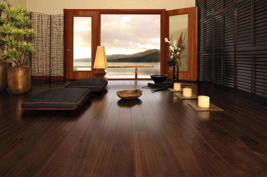 Relieving Meditation Room