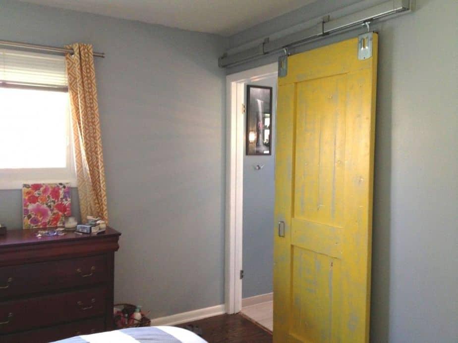 Sliding Bedroom Door