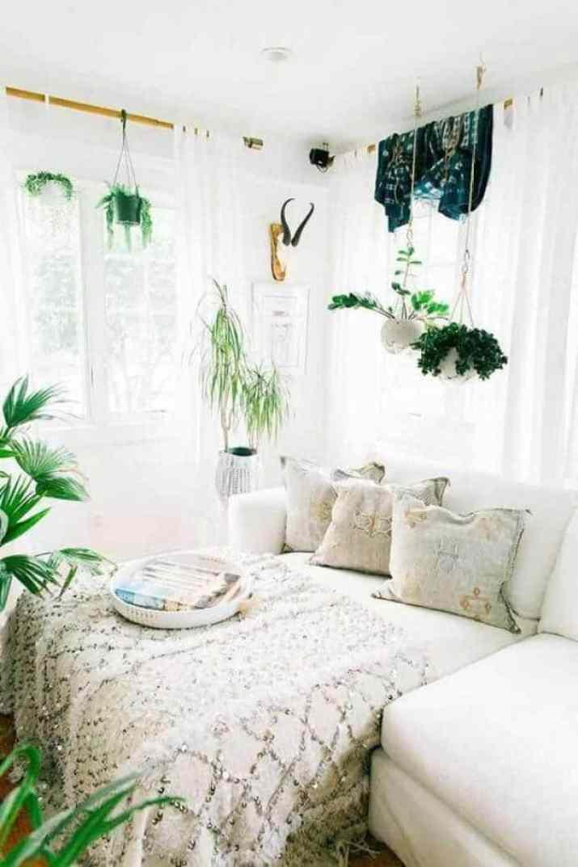 Soft Bohemian Bedroom