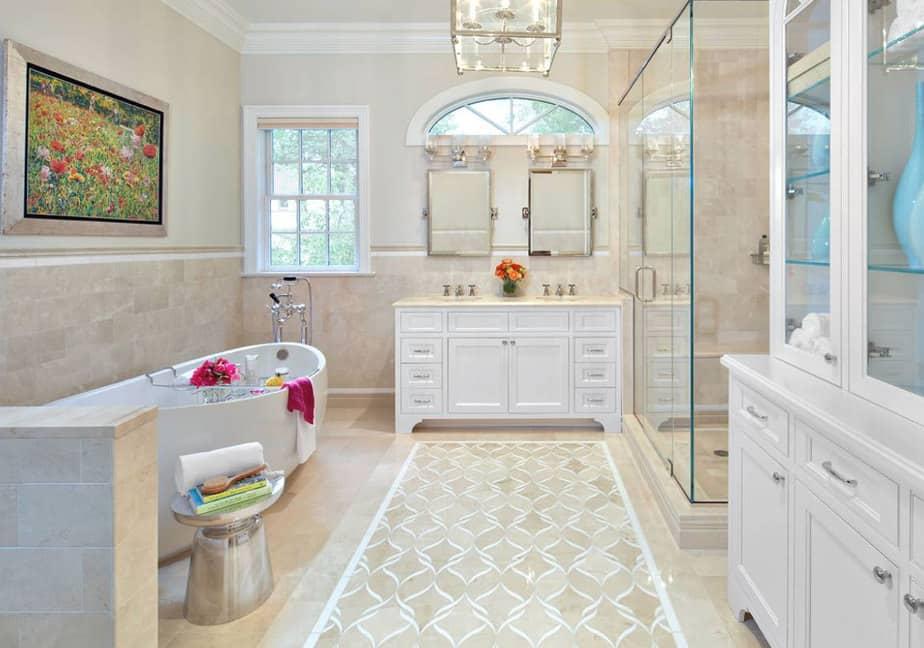 Premium Bright Bathroom