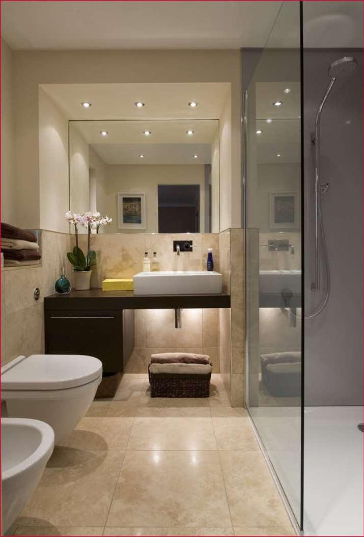 Minimalist Neutral Bathroom