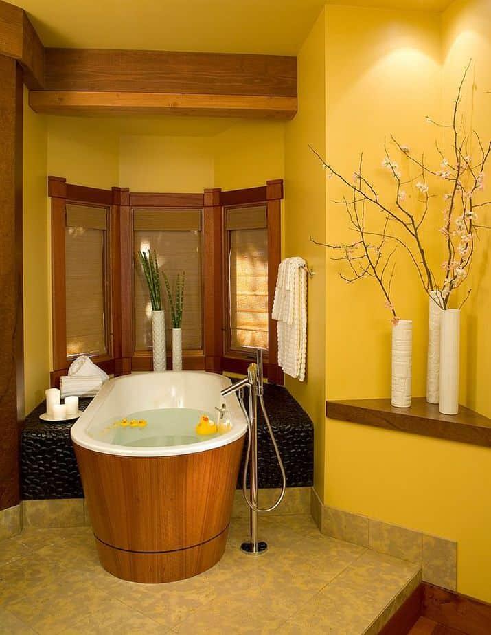 Fashionable Zen Bathroom
