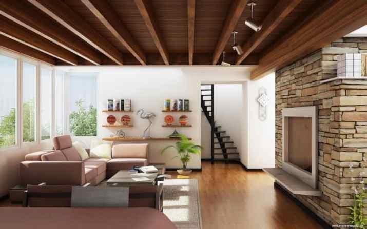 good Wood Ceiling Ideas for Basement