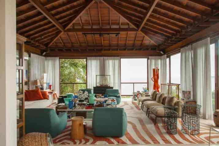 traditional Modern Wood Ceiling Ideas
