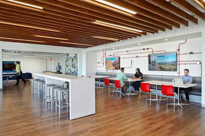 beautiful Modern Wood Ceiling Ideas