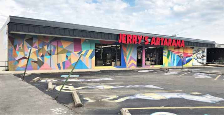 Jerrys Artarama