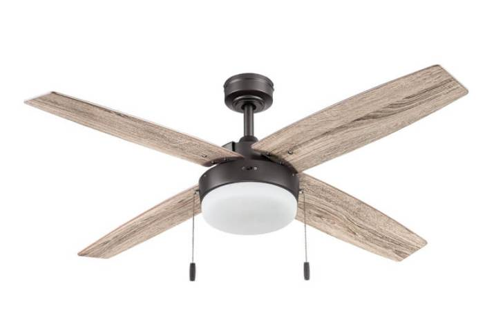 Ceiling Fans with 4 Blades