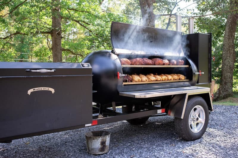 Here Are 7 Types of Meat Smokers You Need to Know