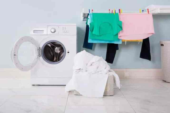 improvements on washing machines