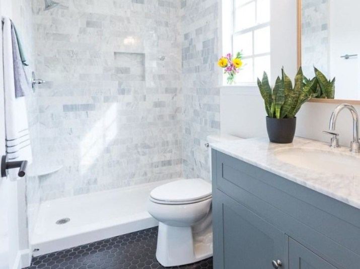 Grey Bathroom Ideas with Sophisticated Designs 15