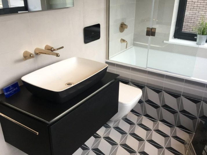 15 Bathroom Tile Ideas 2020 (Take a Look at These) 9