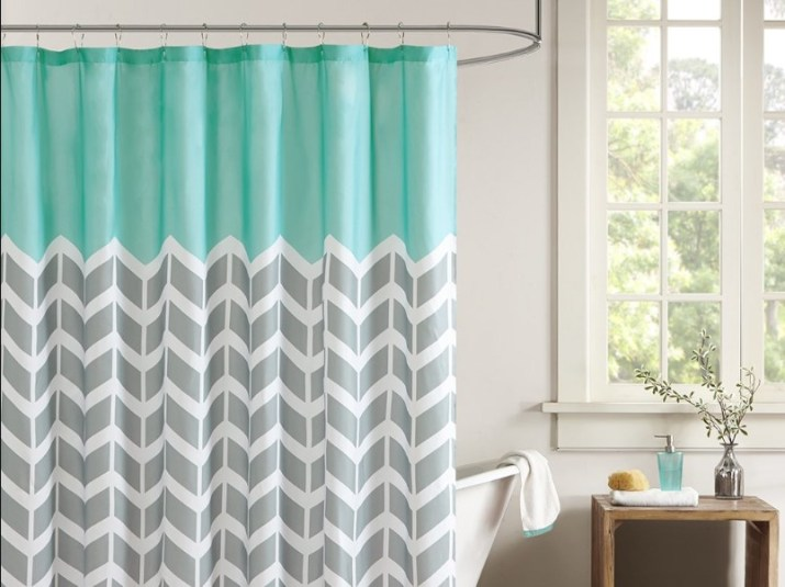 Bathroom Curtain Ideas to Live up Your Private Room 6
