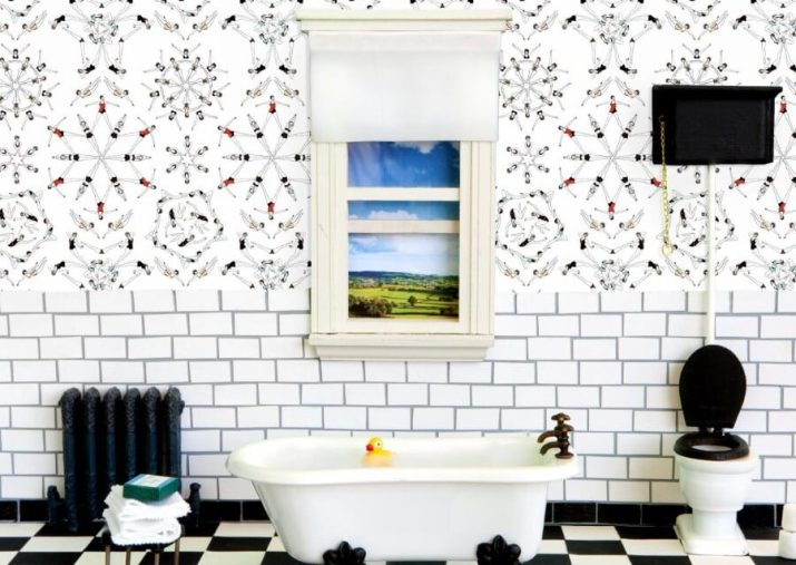 65 Basement Bathroom Ideas 2019 (That You Will Love) 13