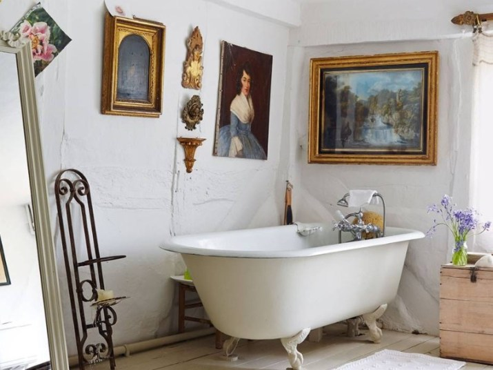 15 Country Bathroom Ideas 2020 (Scene-Stealing Design Inspirations) 2