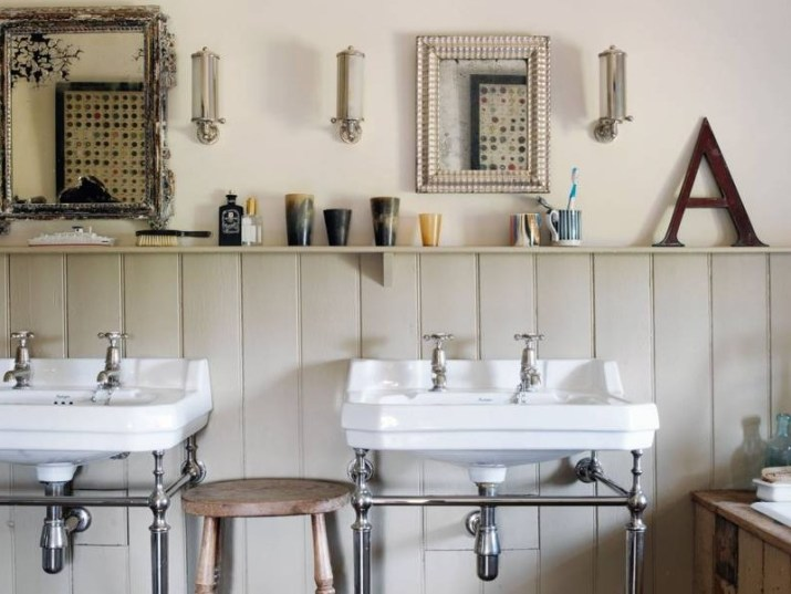 15 Country Bathroom Ideas 2020 (Scene-Stealing Design Inspirations) 4