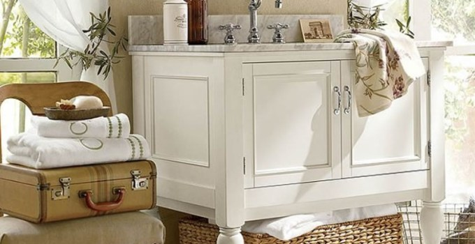 Farmhouse Bathroom Ideas 34