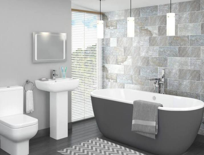 15 Bathroom Paint Color Ideas 2020 (Make Yours More Appealing) 14