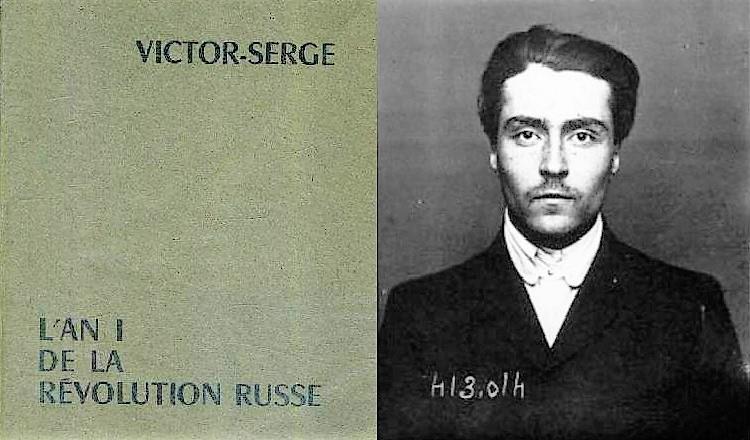 Βικτόρ Σέρζ: Το έτος ένα της Ρωσικής Επανάστασης, Κεφάλαιο 2
