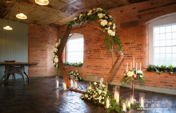Avant garden weddings luxury wedding flowers belper derbyshire junglespirit Images