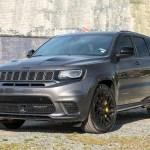 Jeep Grand Cherokee Srt Trackhawk Avant Garde Wheels Ag M610 Matte Black 2